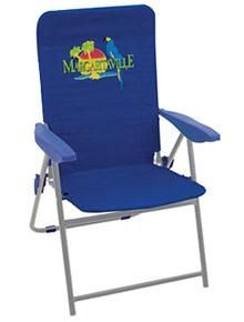 The Margaritaville® Four Position Reclining Chair Delivers Comfort And  Style. This Backyard Folding Chair Is Perfect For Any Outdoor Party; ...