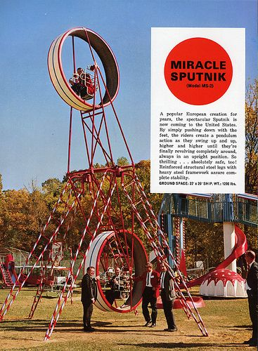 Miracle - Sputnik Ad