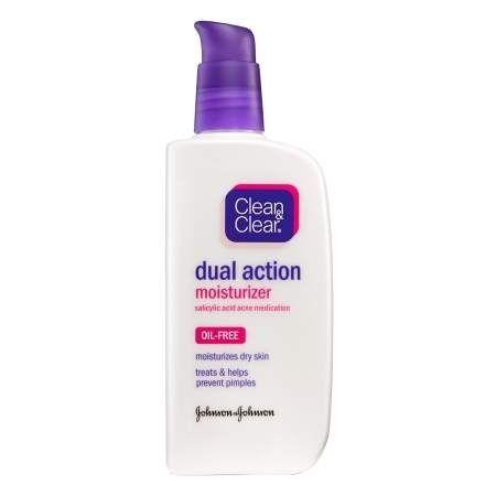 Clean & Clear Essentials Dual Action Moisturizer – 4 Fl Oz