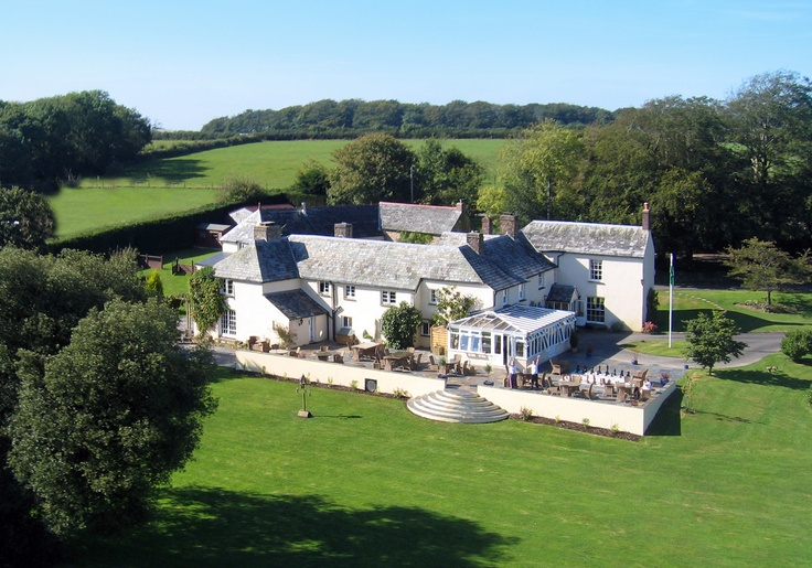 Blagdon Manor, Devon UK. blagdon.com