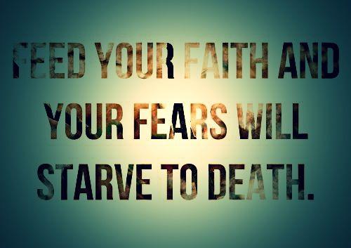 Feed Your Faith