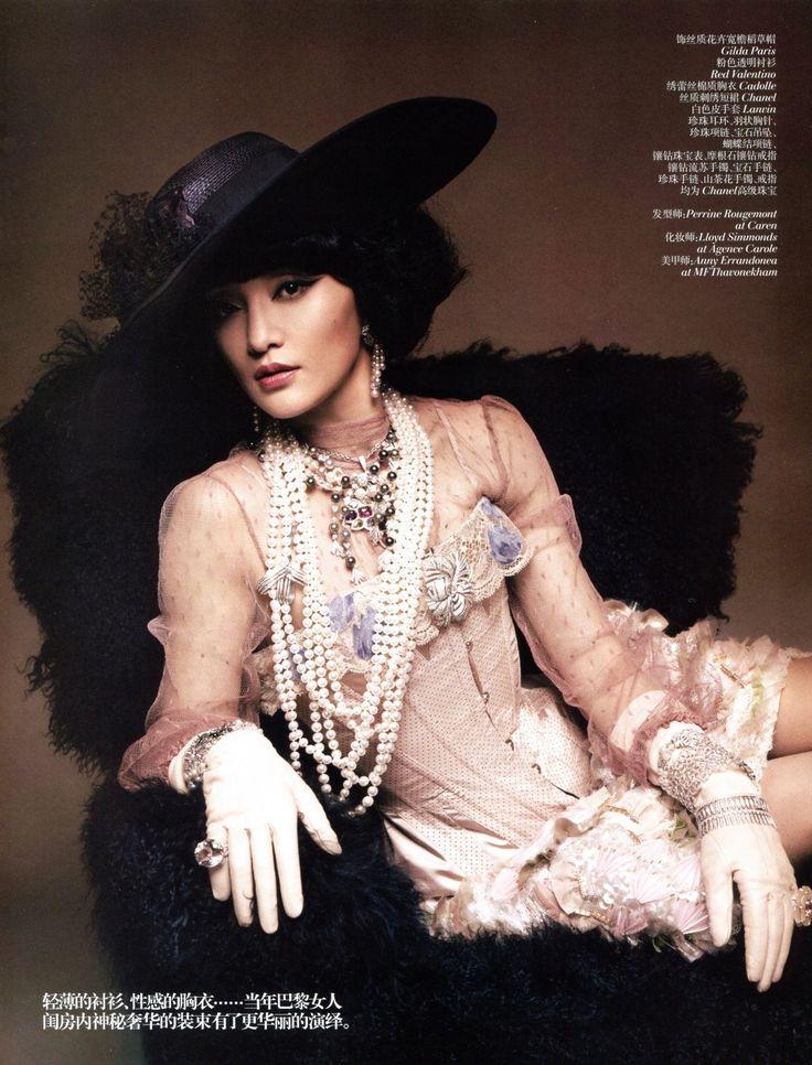 vogue catwalk bride editorials. http://www.lstyle-lisa.blogspot.com/