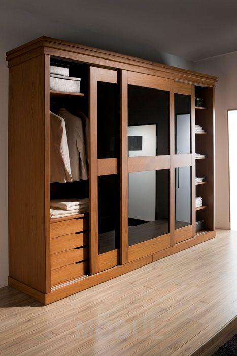 Сегодня главное правило оформления интерьера дома или квартиры – рациональное использование жилой площади. Существует множество приемов, позволяющих визуально увеличить пространство. Самая распространенная ошибка – нагромождение мебелью. Большое скопление шкафов, тумб в спальне негативно влияет на образ комнаты и снижает уровень комфорта. Отличное решение проблемы – шкаф-гардероб.