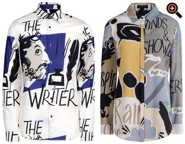 Burberry Hemd für Herren & Bluse für Damen - Designermode mit Karo Muster im Shop