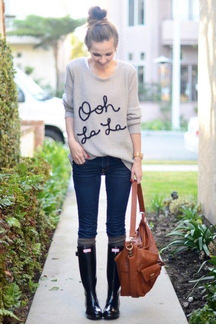 Dica para o fim de semana: vai de galocha! | Blog da Sophia Abrahão