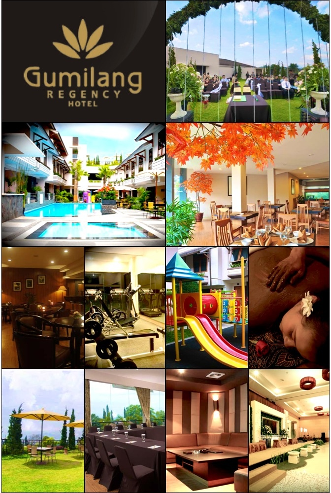 Luxurious place with beautiful view, completely perfect to enjoying holiday at Gumilang Regency, Lembang, Bandung, Indonesia, ⭐⭐⭐⭐ Hotel.