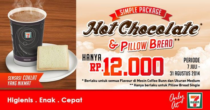 7-Eleven: Promo Hot Chocolate @7ElevenID