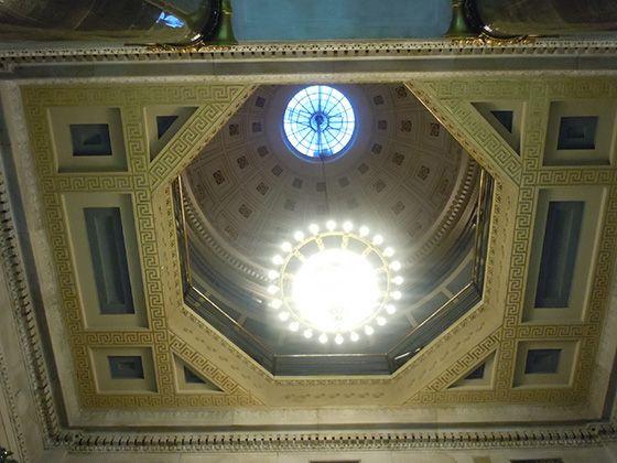 Rafael Guastavino. Bank of Montreal dome