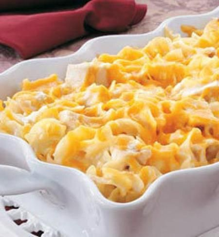 Noodles Romanoff Recipe