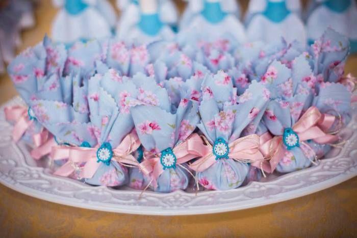 Lembrancinhas para festa Cinderela - Foto: Renata Dugulin Photos