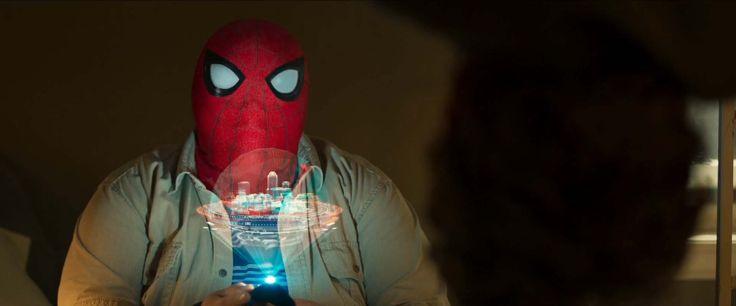 Las escenas post-créditos de Spider-Man Homecoming