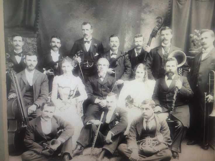 My great grandfather Dr Norman Cox (back row 3rd from the left). Timaru