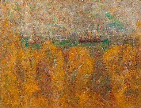 Rafael Wardi, Regatta pastelli 44x62,5cm