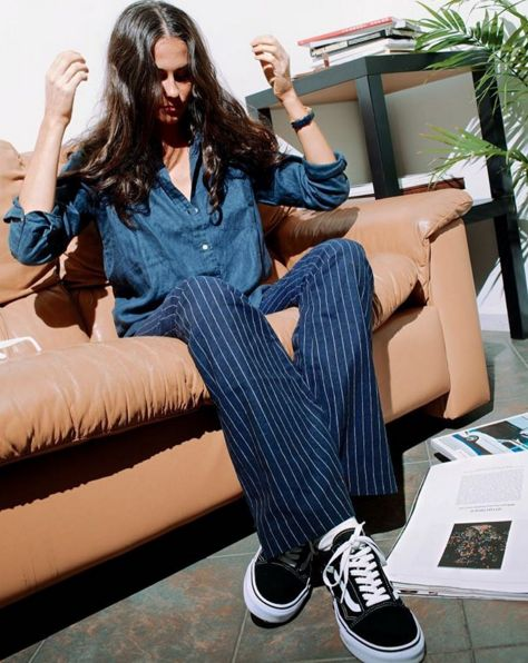 Best 25 Striped Pants Ideas On Pinterest