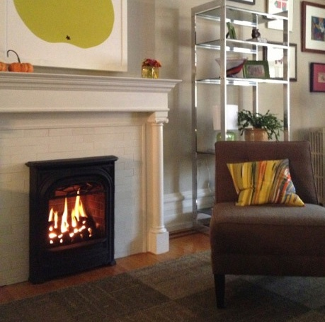 Small Scale Gas Insert For Coal Fireplace Home Ideas Pinterest Colors Fireplaces And