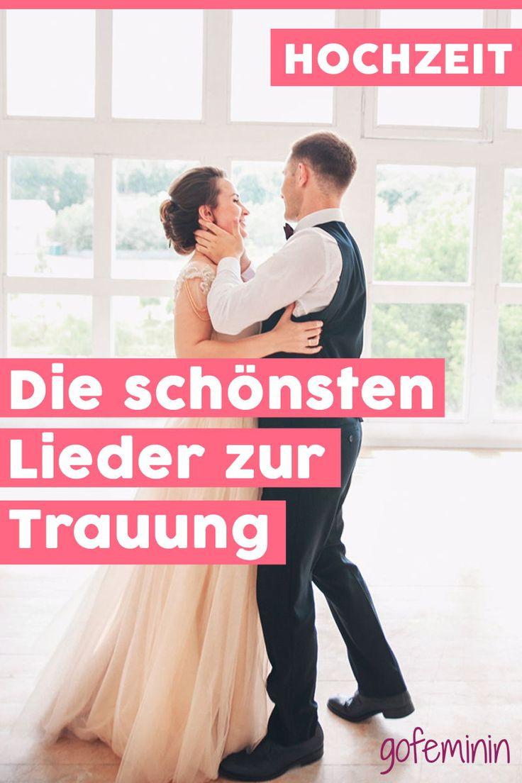Lieder zur Trauung: 45 Songs, die eure Hochzeit noch schöner machen