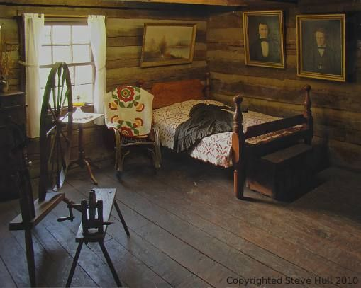 164 best cabins and sod huts images on pinterest history for Single room log cabin