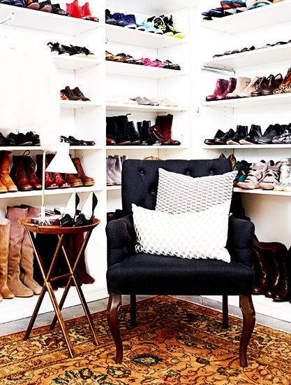 9 Tips For Beautiful Organization // #livinginstyleOrganic, Who What Wear, Fashion Closets, Dresses Room, California Closets, Closets Inspiration, Chic Fashion, Shoes Closets, Dreams Closets