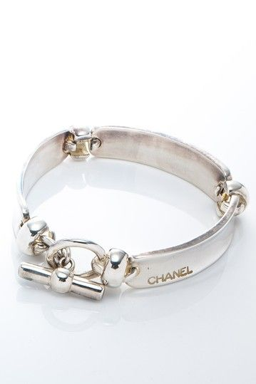 Chanel Silver 925 Bracelet by Non Specific on @HauteLook