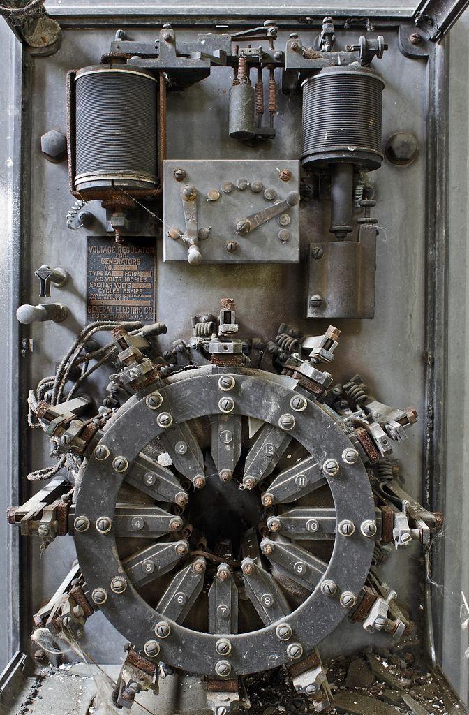 voltage regulator #mechanical #machine