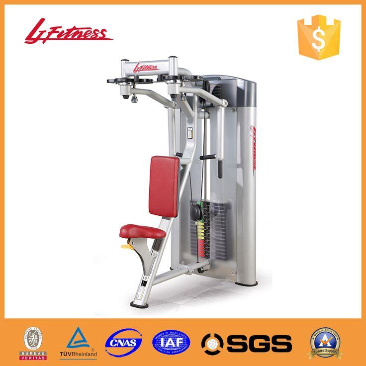 Hot sale sports equipment logos Pextoral fly /Rear deltoid LJ-5508