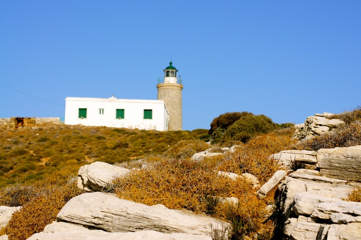 THE ISLAND OF ANDROS | Onar
