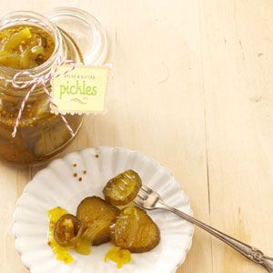 Jalapeno Bread & Butter Pickles
