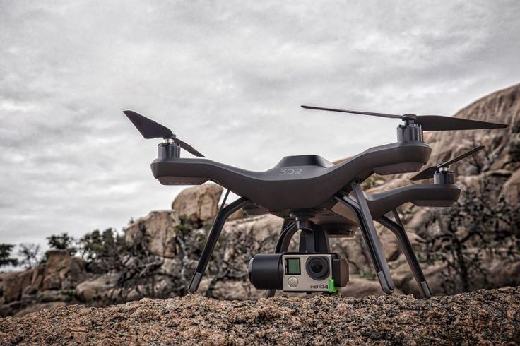 3DR Solo #landofdrones #drone #drones #dron #drony #multicopters #multikoptery #uav #uavs