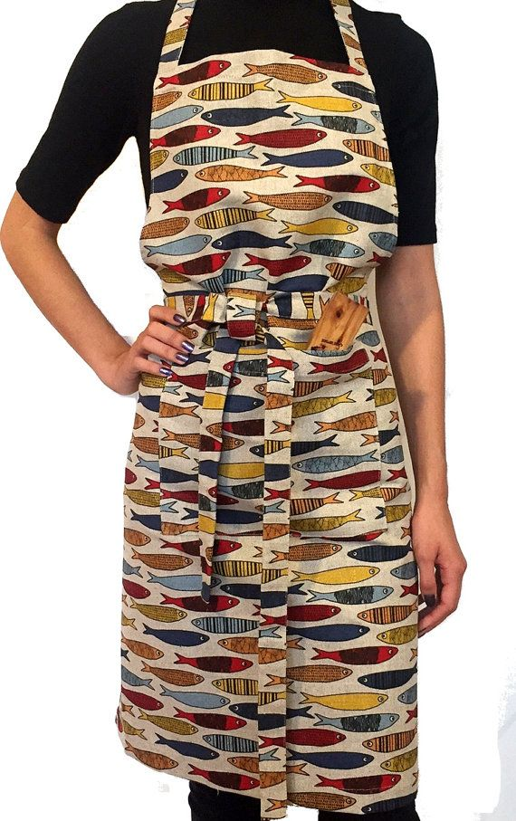 11 best easter gifts images on pinterest easter gift cooking baking apron bbq apron linen cooking apron wit big pocket sardine x mothersfathers dayeaster gift negle Choice Image