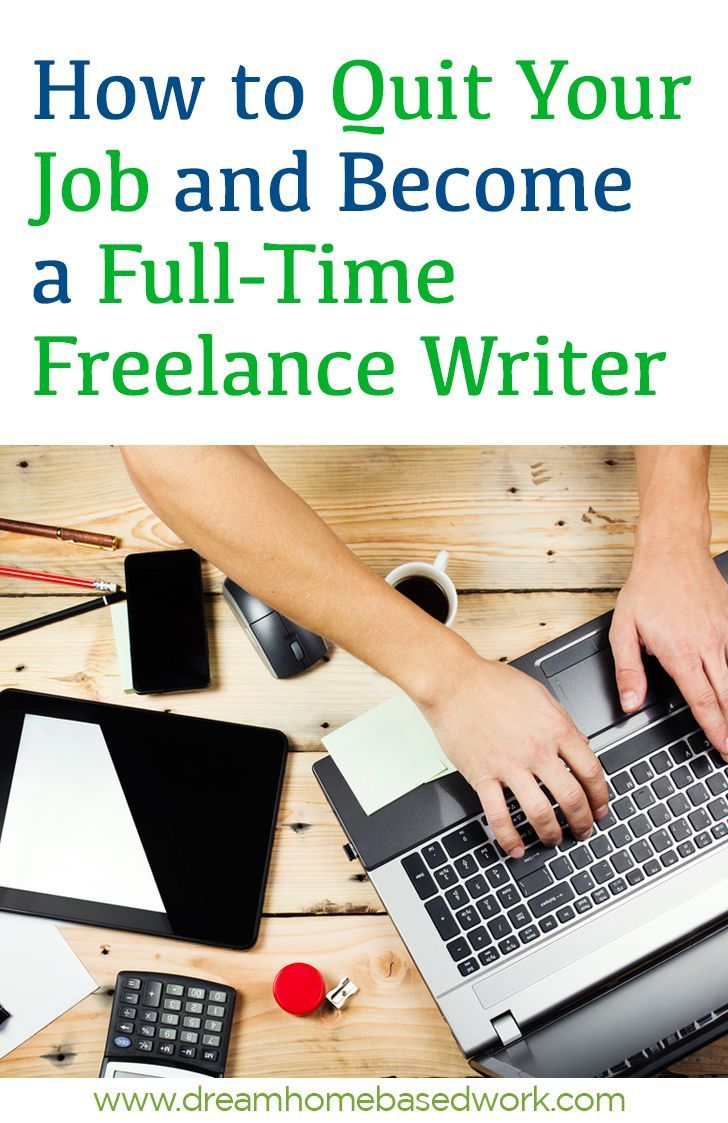 Im going to show you how to quit your job to work from home and live life on your own terms as a freelance writer.