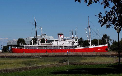 Musée maritime Bernier, L'Islet-sur-Mer, Québec by Jacques Trempe (Merci -Thank you 1,011,000 hits), via Flickr