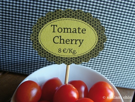 Tomatito Cherry