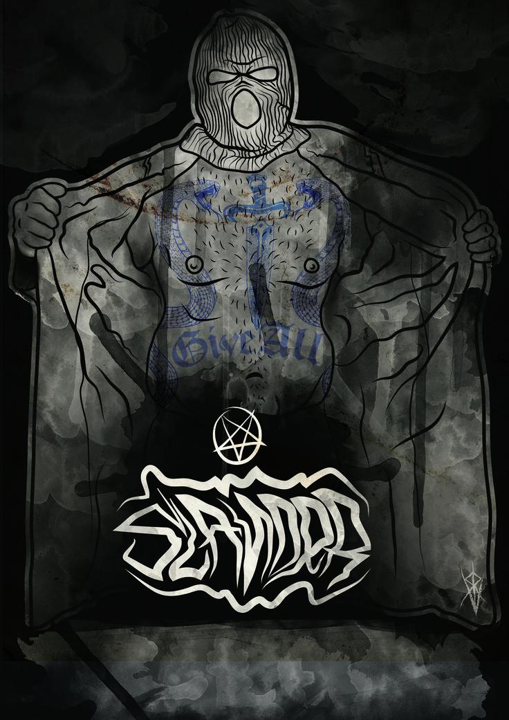 IROVM SLNDR Illustrazione di Edoardo Perazzini IROVM