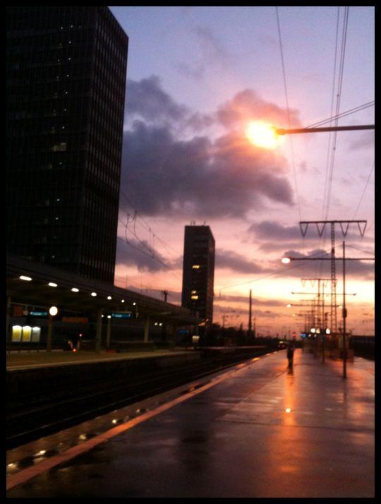 Essen Hauptbahnhof en Essen, Nordrhein-Westfalen