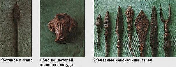 Вооружение булгар – 204 photos: Volga Bulgaria Bilyar XI - the beginning of the XIII century.