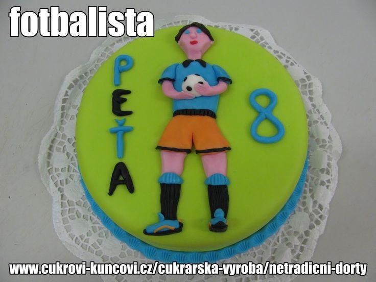 fotbalista¨ www.cukrovi-kuncovi.cz Kuncovi, Brno - Maloměřice, Hádecká 8, mob: 607 606 941