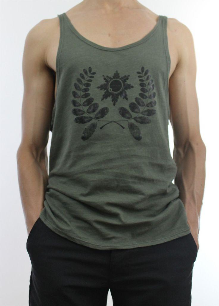Musculosa Victory verde