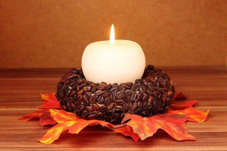 Hangulatos mécses- és gyertyatartók őszi estékre   Életszépítők