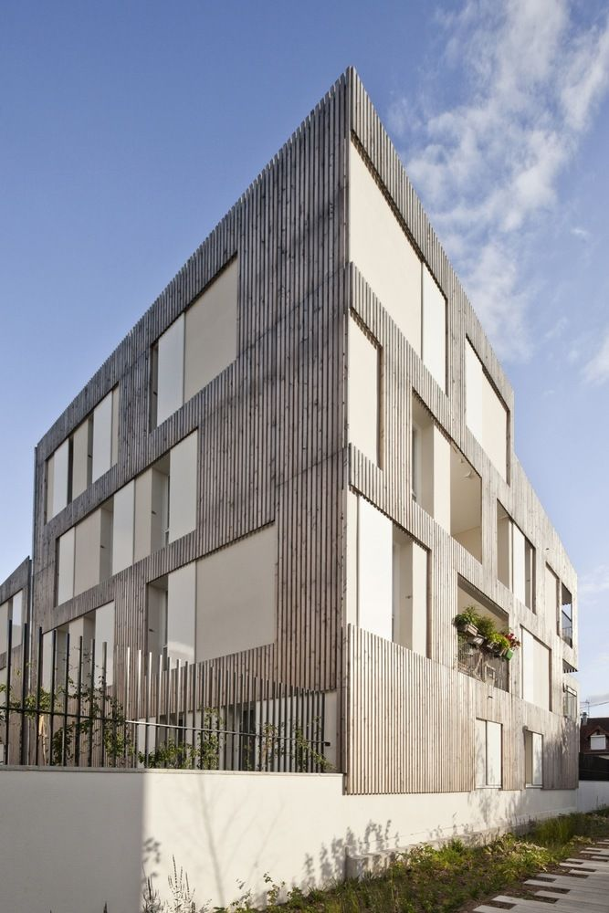 Co-Vivienda Nanterre | MaO architectes + Tectône