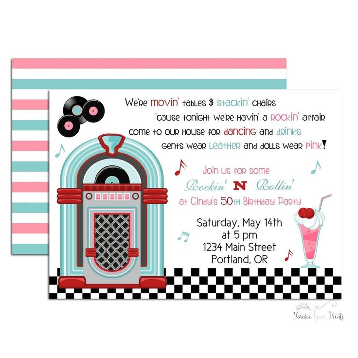 26 best 50s Party | THEME images on Pinterest | Biscuits ...