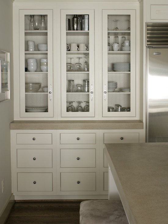 Amazing Gallery Of Interior Design And Decorating Ideas Built In Kitchen Hutch Dining Rooms Kitchens By Elite Designers