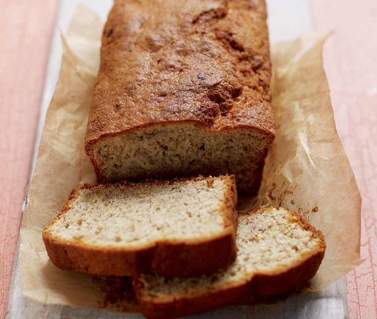 Literally the best banana bread recipe. (Putting bananas in the oven for a bit beforehand helps ripen them.)