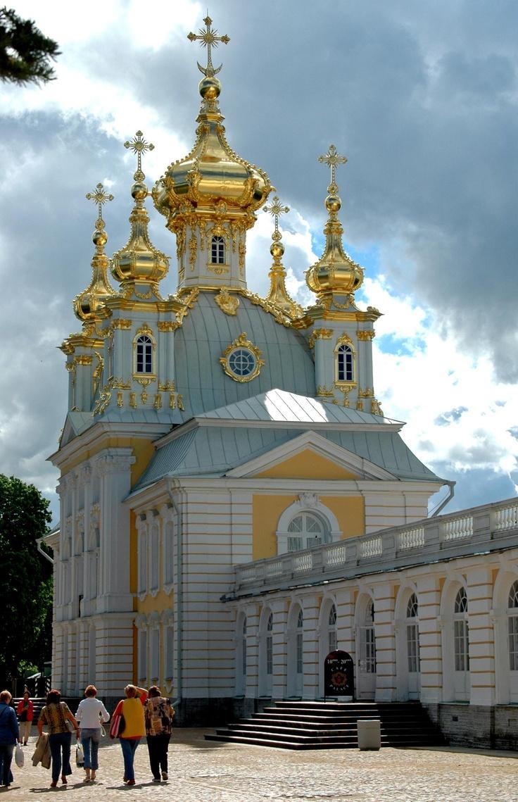 http://haben-sie-das-gewusst.blogspot.com/2012/09/kooperation-statt-konkurrenz.html  Peterhof Palace is a jewel of Russian art