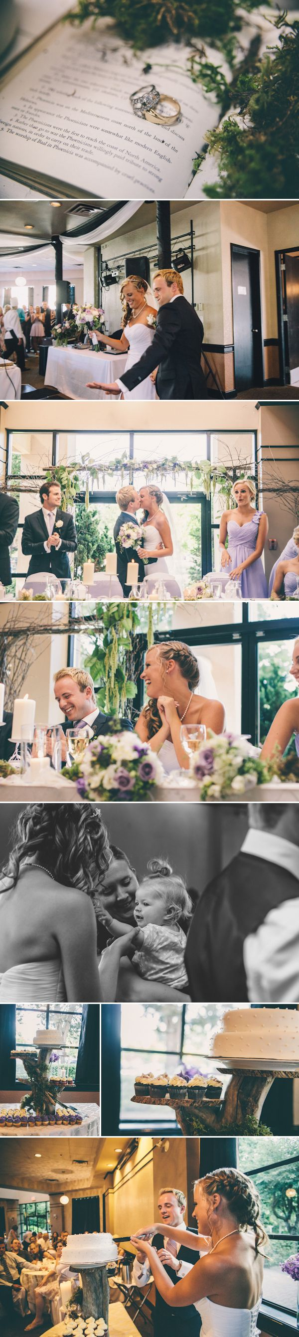 Whimsical Enchanted Forest Wedding from Owl & Fox Studios