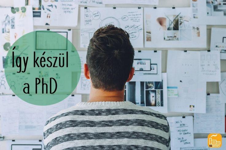 Így készül a PhD | IQfactory