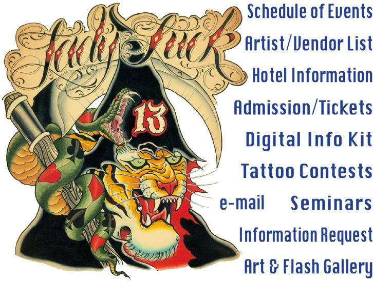 Top 25 ideas about luck tattoo on pinterest tattoo flash for Detroit tattoo convention 2017