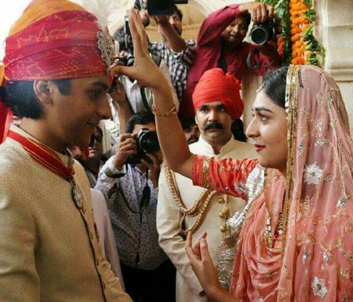 Maharaja of jaipur - rajtilak