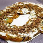 58 days of king cake!  this is braided cake with praline cream. Help us build your ultimate king cake guide