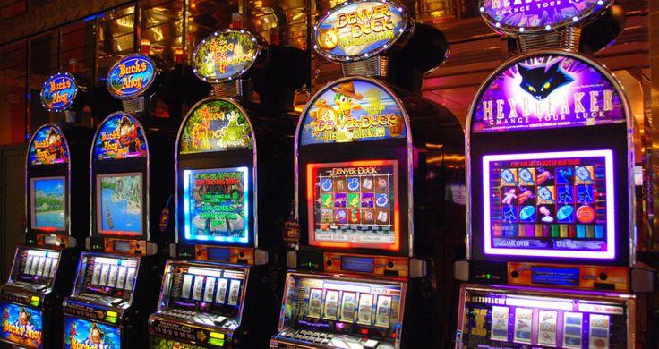 Tips Tepat Agar Menang Permainan Slot Machines