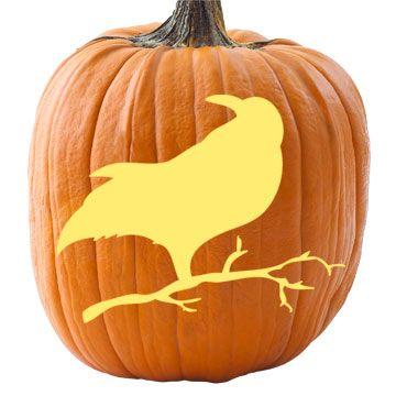 Vampires, Werewolves, Ghosts & Other Iconic Halloween Pumpkin Stencils